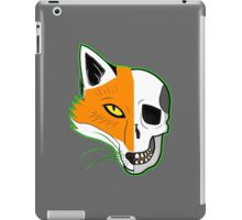 Fox Scull iPad Case/Skin