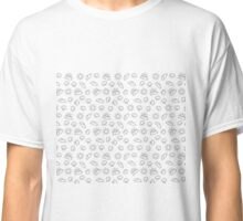 Weather Pattern Gray Version Classic T-Shirt
