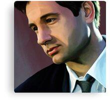 David Duchovny 3 Canvas Print
