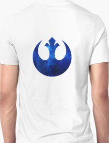 Rebel Alliance Blue Emblem T-Shirt
