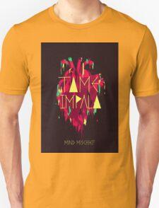 Tame Impala Bleeding heart album mind mischief T-Shirt