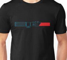 Vader Saber Unisex T-Shirt