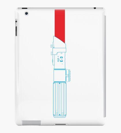 Vader Saber iPad Case/Skin