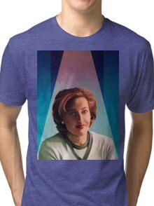 Gillian Anderson Tri-blend T-Shirt