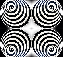 Perspective circles by Frankmurray