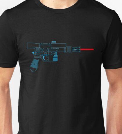 DL-44 Blaster Unisex T-Shirt