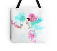 One Flew Over the Cuckoo's Nest Watercolor Tote Bag