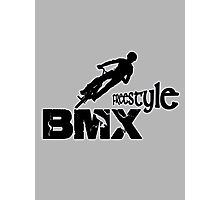 bmx, bmx freestyle Photographic Print