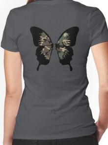 Butch Fairy! Women's Fitted V-Neck T-Shirt