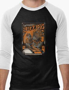 Black Keys Men's Baseball ¾ T-Shirt