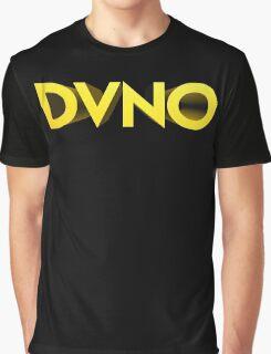 DVNO - Four Capital Letters Graphic T-Shirt