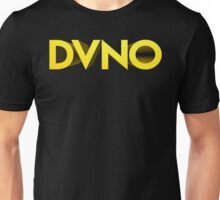 DVNO - Four Capital Letters Unisex T-Shirt