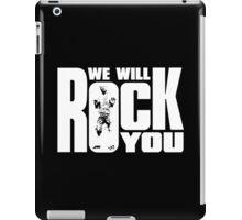 Rock you! iPad Case/Skin