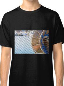 The fishing net lying in the sun. Classic T-Shirt