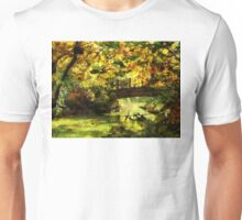 Foot Bridge Unisex T-Shirt