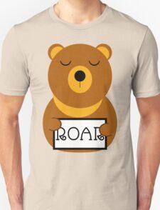 Hear the roar Unisex T-Shirt
