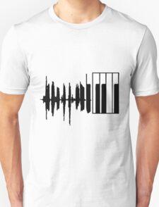 Music piano Unisex T-Shirt