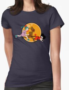 The Adventure of Dragon Womens T-Shirt