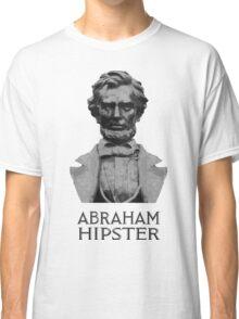 Abraham Hipster Classic T-Shirt
