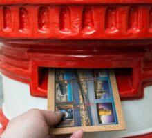 post cork  Sticker