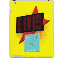 Elvis Motel iPad Case/Skin