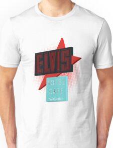 Elvis Motel Unisex T-Shirt