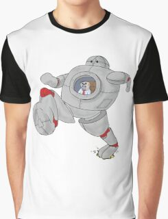 The ROBOT Graphic T-Shirt