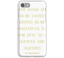 quotes about books iPhone Case/Skin