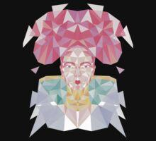Pastel Sugarcube One Piece - Short Sleeve