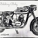 The Jawa 250 by bharath