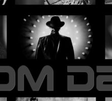 Doom Dada Sticker