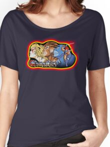 Thundercats Design T-shirt Women's Relaxed Fit T-Shirt