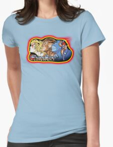 Thundercats Design T-shirt Womens Fitted T-Shirt