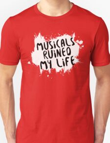 musicals T-Shirt