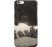 John Bauer , Trolls iPhone Case/Skin