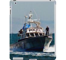 WATER POLICE-South Australia iPad Case/Skin