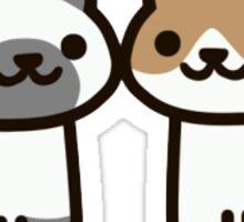 Neko Atsume - Love Sticker