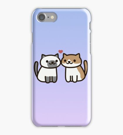 Neko Atsume - Love iPhone Case/Skin