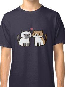 Neko Atsume - Love Classic T-Shirt