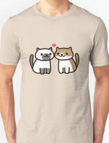 Neko Atsume - Love Unisex T-Shirt