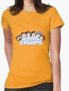 The Game Grumps T-Shirt Womens Fitted T-Shirt