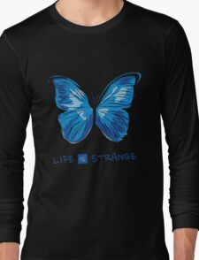 Life is Strange - Butterfly Long Sleeve T-Shirt