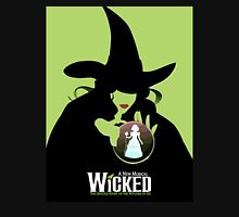 Wicked Broadway Musical Wizard Of Oz T-Shirt Unisex T-Shirt