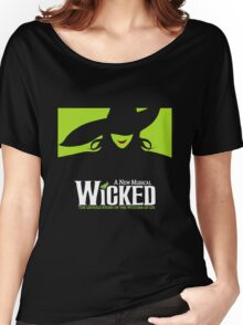 Wicked Broadway Musical - Untold Story about Wizard Of Oz - T-Shirt Women's Relaxed Fit T-Shirt