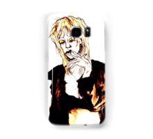 Courtney Love Smoking  Samsung Galaxy Case/Skin