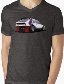 Delta S4 (car) Mens V-Neck T-Shirt
