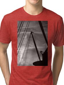 ETIHAD STADIUM Tri-blend T-Shirt