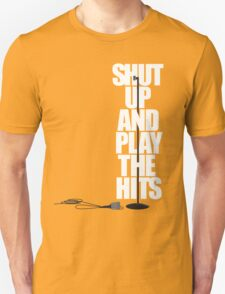 LCD Soundsystem - Shut Up and Play the Hits T-Shirt