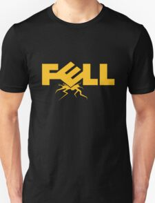 Fell Computers Black Tee/Poster Unisex T-Shirt