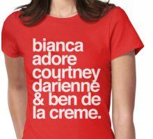 season 6 Womens Fitted T-Shirt